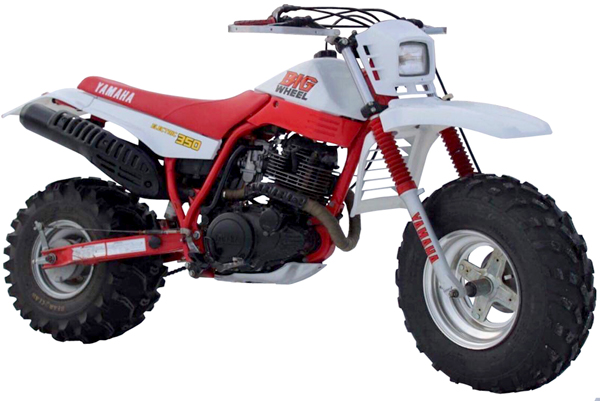 Yamaha  BW350 parts & accessories
