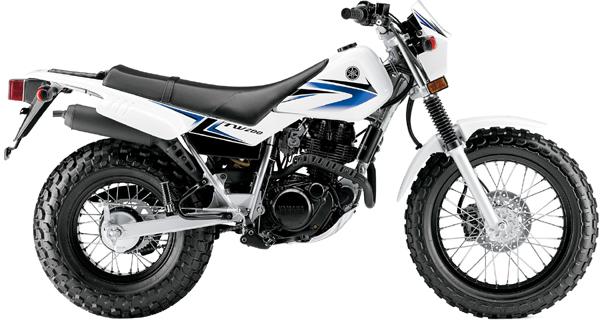 Yamaha TW200 parts & accessories